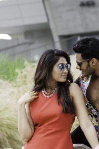 Deepti Sati et Nikkil Gowda, acteurs