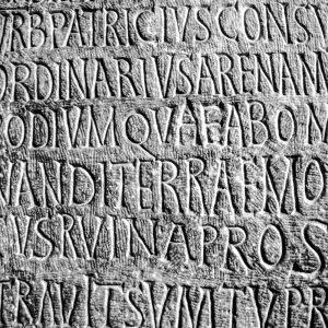 Rome en détails