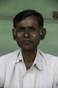 Père de hockeyeur, Bangalore, Inde