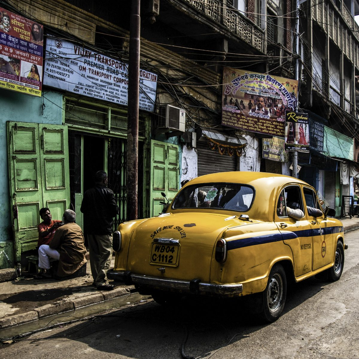 Documentary // Calcutta