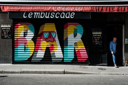 Don Pablo, Flaco & Ader à l'Embuscade. 2019