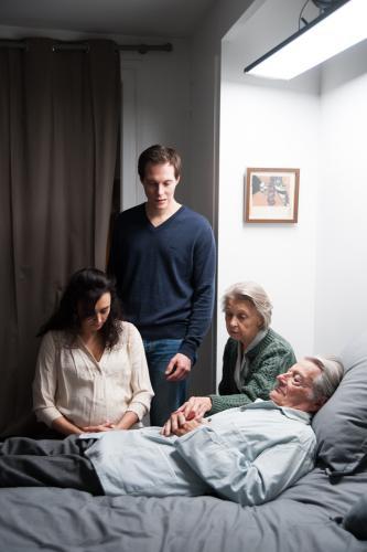 """Court métrage français """"Je suis deux mains"""" de Michaël Barocas. 2018."""