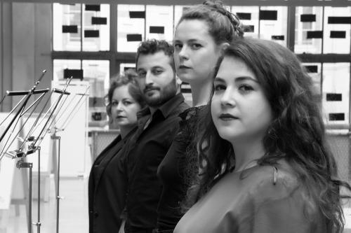 Leros : résidence théâtrale artistique de Miléna Kartowski-Aïach. 2019