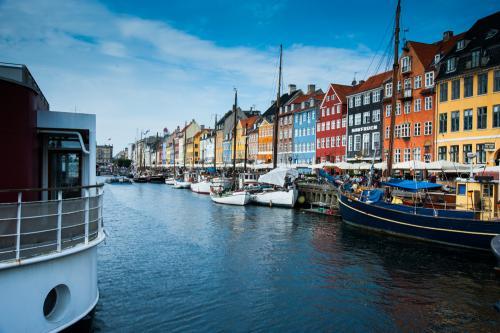 Danemark, Copenhage. 2017