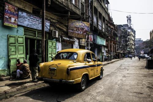 Inde, Calcutta. 2017