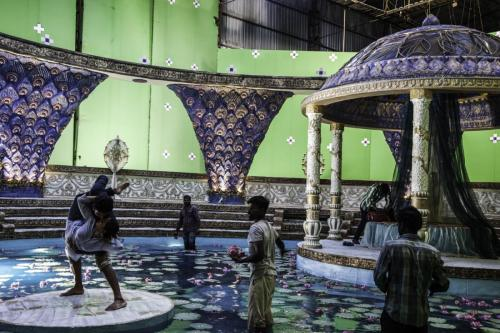 "Film indien ""Kashmoora"". Tournage à Chennai. 2016"