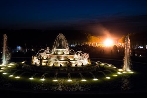Grandes Eaux de Versailles. 2020