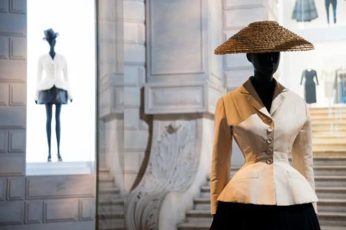 """Journée """"Dior """"n famille"""" au musée Des Arts Décoratifs"""". 2017."""
