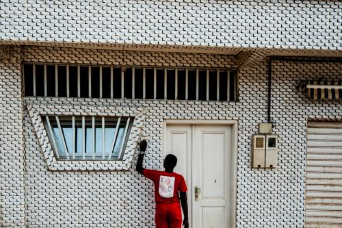 Sénégal, Dakar. 2018