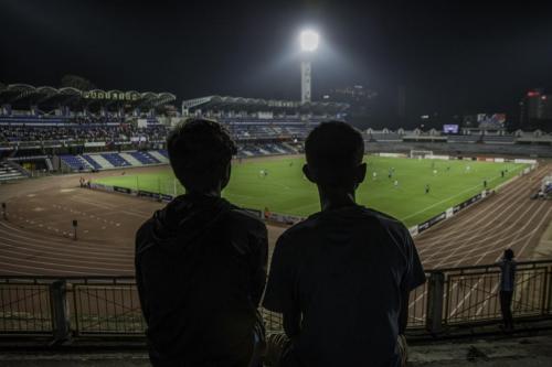 FC Bangaluru, club de football à Bangalore. 2016